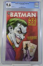 Batman The Man Who Laughs NN CGC 9.6