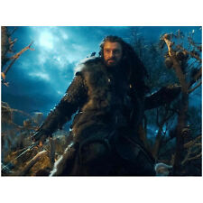The Hobbit Richard Armitage as Thorin Ready to Fight 8 x 10 Inch Photo