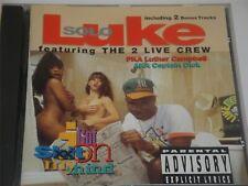 Luke Solo featuring The 2 Live Crew - I Got Sh1t On My Mind CD Album