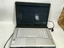 "Toshiba Satellite A215-S7425 Amd Turion 64 X2 1.9 Ghz No Ram 15.4"" Boots- Ft"