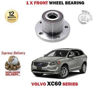 FOR VOLVO XC60 T5 T6 2.0T 3.2 D3 D4 D5 2007-2016 1X FRONT AXLE WHEEL BEARING KIT