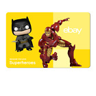 Because You Love Superheroes  - eBay Digital Gift Card $15 to $200