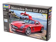 Revell échelle 1:24, Mercedes-Benz SLS AMG - 07100