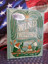 NEW SEALED The Wind in the Willows by Kenneth Grahame Bonded Leather Edition