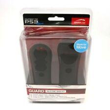 PS3 - Schutzhülle / Silicone Skin Kit für PS3 Move Pad #schwarz [Speedlink] NEU