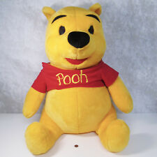 "Disney Mattel Jumbo 28"" WINNIE THE POOH Plush Stuffed Teddy Bear Pillow Toy"