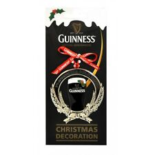 New Irish Guinness Pint Christmas Tree Decoration Ireland - Licensed Stock