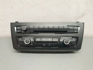 BMW 1 SERIES F20 F21 12-14 HEATER AC CONTROLS AIR CON RADIO BUTTONS HEATED SEAT