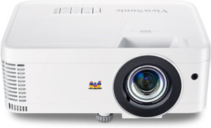 ViewSonic 1080p Short Throw Projector with 3000 Lumens 22,000:1 DLP Dual HDMI US