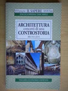 Architettura Concetti di una controstoriazevi brunoNewtonsapere 26 storia 209