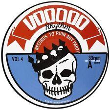 VOODOO RHYTHM COMPILATION VOL.4  VINYL LP NEU