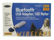 Belkin Bluetooth USB Adapter 100 Meter Wireless F8T001 New in Box