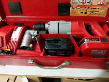 Milwaukee 18V 1/2 in. Heavy Duty Right-Angle Drill Kit with Case