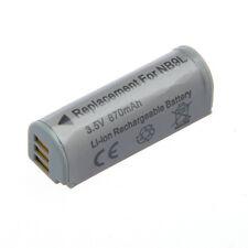 Batterie 870mAh NB-9L pour Canon IXUS 1000 HS 1100 HS 500 HS IXUS 510 HS