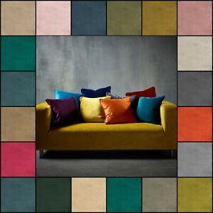 Velvet Upholstery Fabric Curtain Fabric Plush For Curtain Cushion Sofa per Metre