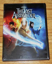 The Last Airbender (DVD, 2010, Widescreen) An M. Night Shyamalan Film Action NEW