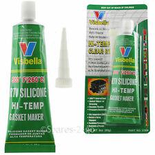 High Temperature Seal Water Boiler Repair Hi Temp Silicone Glue Sealant 85g