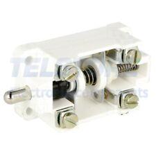 1pcs  Finecorsa perno NO + NC 16A max500VAC max220VDC IP00 14,7N