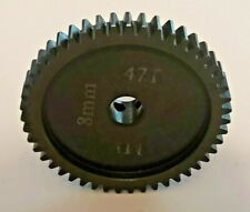 47T 8mm MOD-1 Saga Pinion Gear *Hardened Steel* xlx/xl2/hobao/arrma/losi/mugen