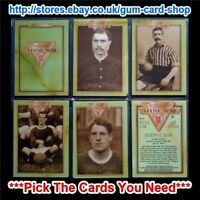 ☆ FUTERA - ARSENAL F.C. - THE CAPTAINS OF ARSENAL *Pick The Cards You Need*