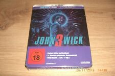 John Wick Kapitel 3 4k Ultra HD Blu-ray deutsch