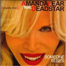 ☆ CD SINGLE Amanda LEAR Someone else's eyes 3-track ☆