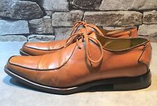 Oliver Sweeney Holman Tan Leather Lace Up Shoes