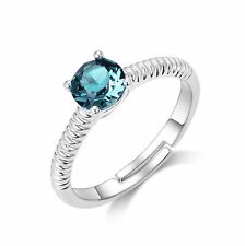 Birthstone Month Rings Embellished with Crystals from Swarovski® in Gift Box
