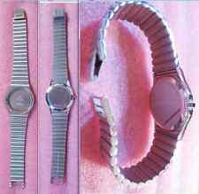 cassa orologio 950.2 l longines steel old wrist watch case buckle strap vintage