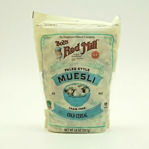 Bobs Red Mill Paleo Style Muesli Cold Cereal 14 oz Coconut Nuts