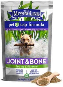 The Missing Link Pet Kelp Joint & Bone Formula 8 oz. for Adult & Senior Dogs