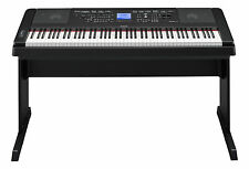 Yamaha DGX-660 88-note Digital Grand Piano - Black