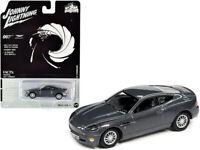 Johnny Lightning 1:64 James Bond 007 2002 Aston Martin V12 Vanquish Grey JLSP096