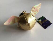 Harry Potter - Golden Snitch Keyring - Soft - Warner Bros Store Exclusive - Rare