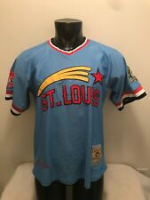 St. Louis Stars #15 Negro League Jersey Mens Small Headgear Classics