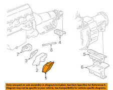 GM OEM-Engine Motor Mount Torque Strut 15529450