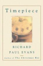 Timepiece LP (The Christmas Box Trilogy) by Evans, Richard Paul