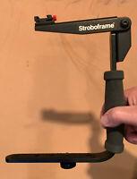 Stroboframe Flash Bracket Clean Lightly Used Not Bent