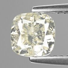 1.50 Cts RARE UNTREATED CLASSIC GREENISH YELLOW COLOR NATURAL LOOSE DIAMONDS SI1