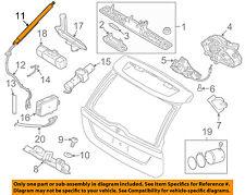 VOLVO OEM 12-17 XC60 Liftgate-Lift Cylinder 31479627