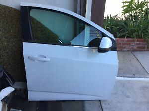 2012 - 2016 Chevy Sonic Right Front Door Shell