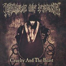 Cruelty and the Beast by Cradle of Filth CD