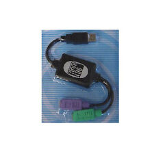 PS/2 to USB adapter for Keyboard and Mouse