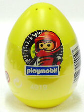 EASTER Egg YELLOW BOY WITH CROSS MOTORCYCLE PLAYMOBIL 4919 v.`07 for Easter egg