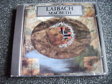 Laibach-Macbeth CD-Made in Germany