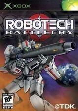robotech battlecry xbox