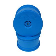 DE Racing SpeedLine Wheels Rims TLR 22 / 22 2.0 / 22-4  REAR / BLUE (DER-SB-ARC)