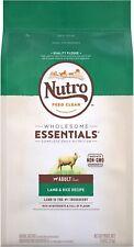 Nutro Wholesome Essentials Ultra Senior Small Breed Lamb Salmon Dog Food READ