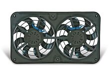 "FLEX-A-LITE 480 - Reversible dual 12 1/8"" X-Treme S-Blade elec fan w/Speed Cont"