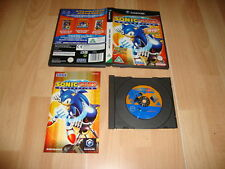 SONIC GEMS COLLECTION BY SEGA FOR NINTENDO GAME CUBE IN GOOD CONDITION COMPLETE